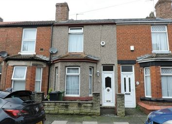 Thumbnail 2 bed terraced house to rent in Willowbank Road, New Ferry, Wirral
