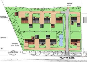 Thumbnail Land for sale in Development Land, Station Road, Tetney, Grimsby