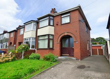 Thumbnail 3 bedroom semi-detached house to rent in Newcastle Road, Trent Vale, Staffs