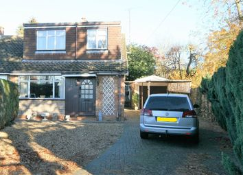 Thumbnail 3 bedroom semi-detached house for sale in Stockwell Avenue, Wootton, Northampton