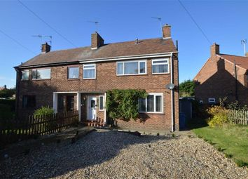 Thumbnail 3 bed semi-detached house for sale in Trinity Road, Hornsea, East Yorkshire