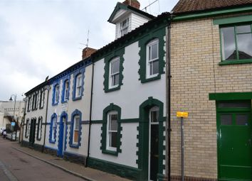 Thumbnail 2 bed terraced house for sale in Barum Court, Litchdon Street, Barnstaple