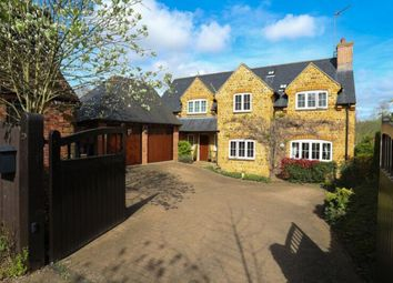 Thumbnail 4 bedroom detached house for sale in Lower Harlestone, Northampton