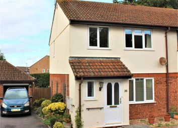Thumbnail 3 bed semi-detached house for sale in Barrington Close, Taunton, Somerset