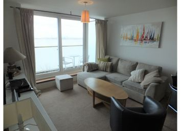 Thumbnail 2 bed flat to rent in Ferry Court, Cardiff Bay