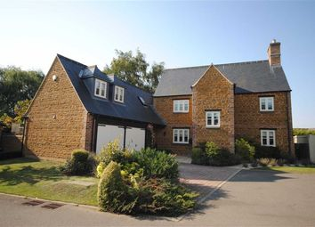 Thumbnail 5 bed detached house for sale in Red Hill Court, Old, Northampton