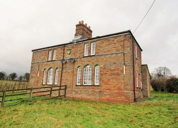 Thumbnail 3 bed cottage to rent in Hallington, Louth