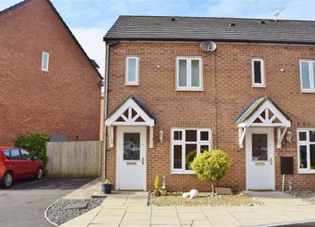 Thumbnail 2 bed end terrace house for sale in Goldfinch Drive, Catterall, Preston