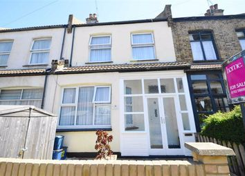 Thumbnail 2 bedroom terraced house for sale in Oban Road, Southend-On-Sea