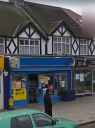 Thumbnail Retail premises to let in Woodhouse Road, London