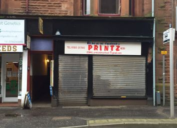 Thumbnail Retail premises to let in 47 Titchfield Street, Kilmarnock