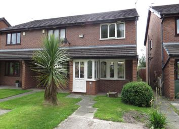 Thumbnail 2 bed semi-detached house for sale in Randle Brook Court, Rainford, St Helens