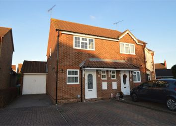Thumbnail 2 bedroom semi-detached house to rent in Waltham Gate, Cheshunt, Cheshunt, Hertfordshire