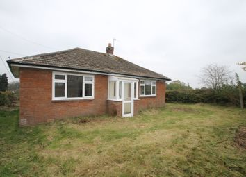 Thumbnail 2 bed detached bungalow to rent in Leebotwood, Church Stretton