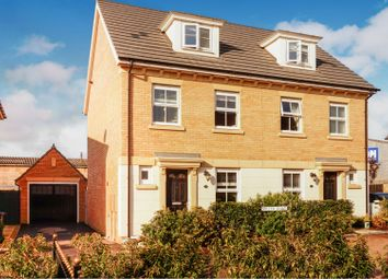 Thumbnail 4 bed semi-detached house for sale in Miller Road, York