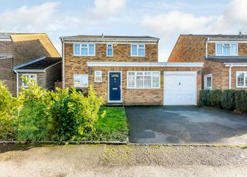 Thumbnail 4 bed detached house for sale in Severn Drive, Walton-On-Thames