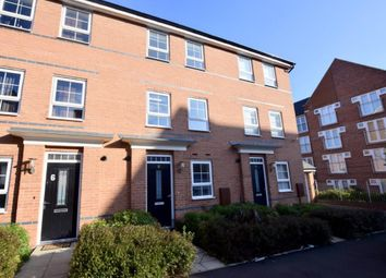 Thumbnail 4 bed town house to rent in Canal View, Coventry