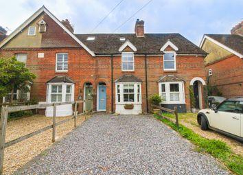 Thumbnail 3 bed cottage for sale in Fareham Road, Wickham, Fareham