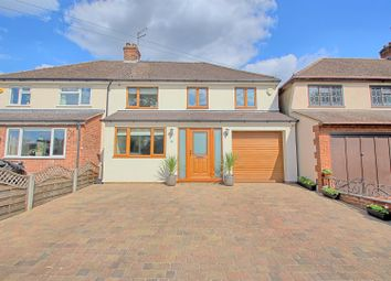 4 bed semi-detached house for sale in Thele Avenue, Stanstead Abbotts, Ware SG12