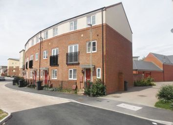 Thumbnail 4 bed end terrace house for sale in Longhorn Avenue, Gloucester