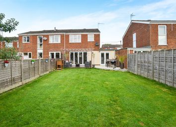Thumbnail 3 bedroom semi-detached house for sale in Vandyke Close, Woburn Sands, Milton Keynes