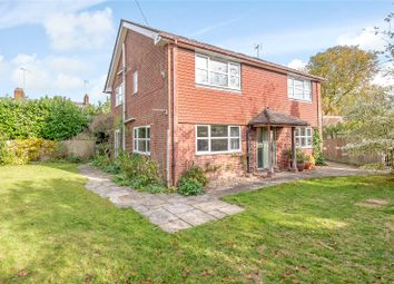 Thumbnail 5 bedroom detached house to rent in St Mary Bourne, Andover, Hampshire