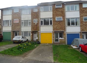 Thumbnail 4 bed town house to rent in Copperfield Gardens, Brentwood