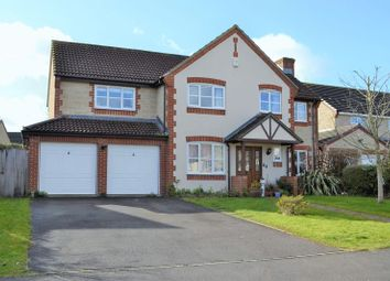 Thumbnail 6 bed detached house for sale in Faulkland View, Peasedown St. John, Bath