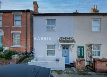 Thumbnail 2 bed end terrace house for sale in Fairfax Road, Colchester