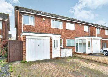 Thumbnail 3 bedroom semi-detached house for sale in Malvern Drive, Fullers Slade, Milton Keynes, Bucks