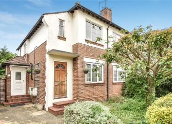 Thumbnail 2 bed maisonette for sale in Alexandra Close, Harrow, Middlesex