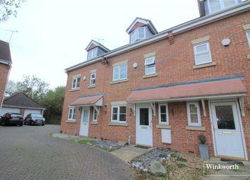 Thumbnail 3 bedroom terraced house for sale in Coleridge Way, Borehamwood, Hertfordshire