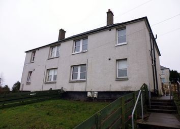 Thumbnail 2 bed flat for sale in 10, Columshill Place, Rothesay, Isle Of Bute