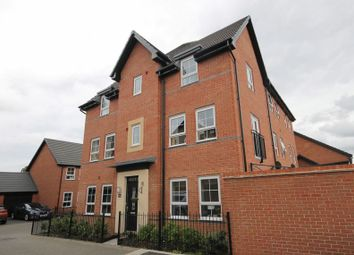 4 bed terraced house for sale in Daker Row, Lawley Village, Telford TF4