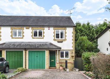 Thumbnail 4 bed semi-detached house for sale in Camborne Road, Sutton