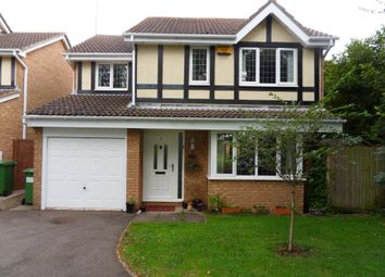 Thumbnail 4 bed detached house to rent in Oxleys, Olney