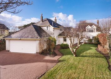 Thumbnail 5 bed detached house for sale in The Bwlch, Clevis Hill, Newton, Porthcawl