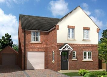 Thumbnail 4 bed detached house for sale in Watercress Farm, Springvale Close, Danesmoor