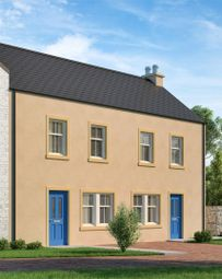 Thumbnail 2 bed semi-detached house for sale in The Alia, Mill Wynd, Crieff
