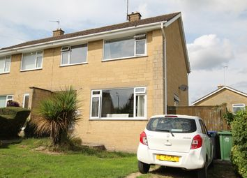 Thumbnail 3 bed semi-detached house for sale in Berryfield Road, Bradford On Avon