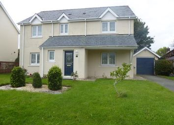 Thumbnail 5 bed detached house to rent in Catherine's Gate, Merlins Bridge, Haverfordwest