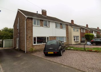 Thumbnail 3 bed property to rent in Woodford Crescent, Burntwood, Staffordshire