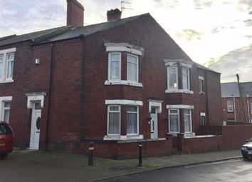 Thumbnail 2 bed flat for sale in Garrick Street, South Shields