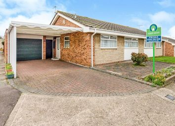 Thumbnail 2 bed bungalow for sale in Cranbourne Close, Ramsgate