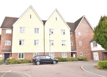 Thumbnail 2 bed flat for sale in Mortymer Close, Little Canfield, Dunmow