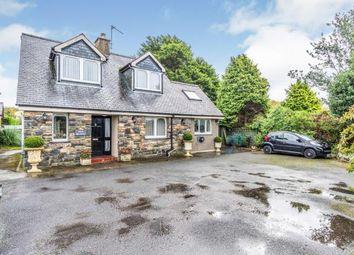 Thumbnail 3 bed detached house for sale in Y Ffridd, Morfa Bychan, Porthmadog, Gwynedd