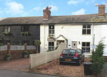 Thumbnail 2 bed terraced house to rent in Marsh Green Road, Marsh Green, Edenbridge
