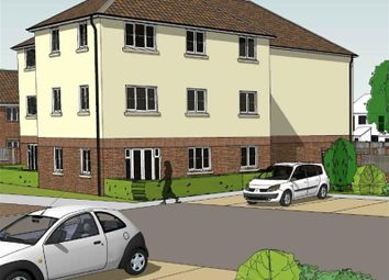 Thumbnail 2 bed flat for sale in Apartments Woodroffe Square, Calne, Wilts