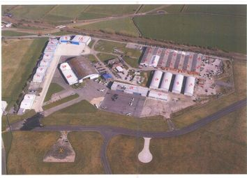 Thumbnail Light industrial to let in Hangars/Storage Aviation Park, Flint Road, Sandycroft, Deeside