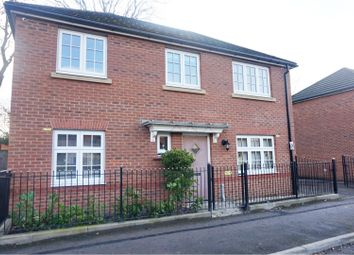 3 bed detached house for sale in Ashville Terrace, Manchester M40